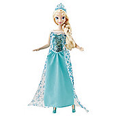 Disney Frozen Musical Magic Elsa Doll