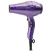 Parlux 3800 Ceramic & Ionic Hair Dryer Purple