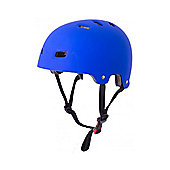 Bullet BMX / Skate Helmet Blue Large/XLarge