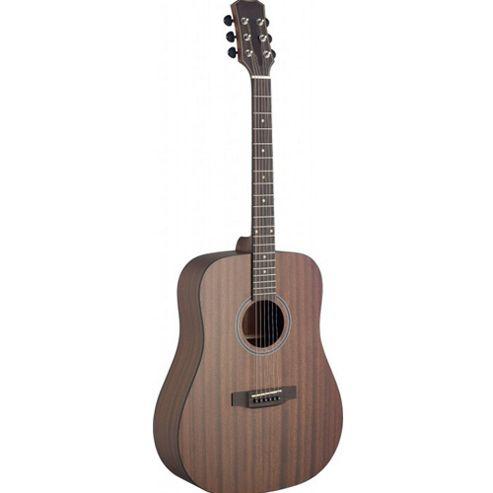 Rocket Solid Top Dreadnought Acoustic Guitar