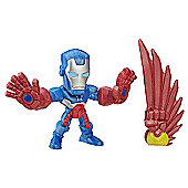 Marvel Super Hero Mashers Micro Figure - Iron Patriot