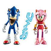 Sonic Boom Sonic & Amy