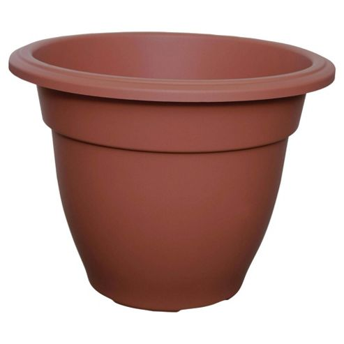 2 pack Round Bell Planter 38cm