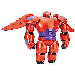 Big Hero 6 28cm Baymax in Armor Figure