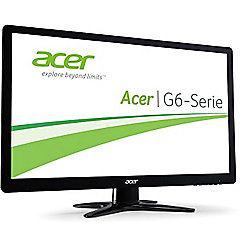 Acer G6 Series G226HQLBbd (21.5 inch) Full HD LED Monitor 200cd/m2 1920x1080 5ms DVI (Black)