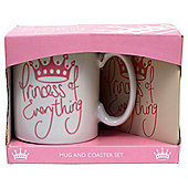Princess of Everything Mug Set