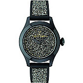 Toy Watch Ladies Glitter Watch GL02BK