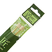 Clover Takumi Bamboo Knitting Needles - 2.5mm - 2pk