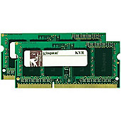 Kingston ValueRAM (16GB) (2x8GB) 1333MHz DDR3 Non-ECC Unbuffered CL9 SODIMM Memory Kit