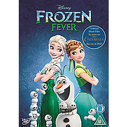 Frozen Fever - 7 Minute Short (Tesco Exclusive) DVD