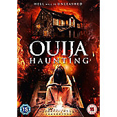 The Ouija Haunting DVD
