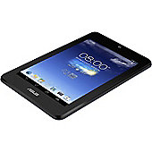 Asus ME173X MeMO Pad HD 7 (7 inch) Tablet PC Mediatek Quad Core (1.2GHz) 1GB 16GB WLAN BT Webcam Android 4.2 JellyBean (Black)