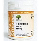 Vitamin B Complex & Vit C 150mg Trufil Caps
