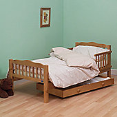 Saplings Junior Bed Frame - Antique