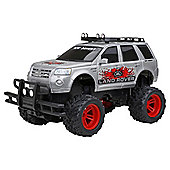 New Bright 1:16 R/C Land Rover Red