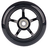 Matte Black Stunt Scooter ABEC9 Wheel