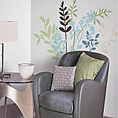 Multi Branches - Leaf, Peel and Stick Decals