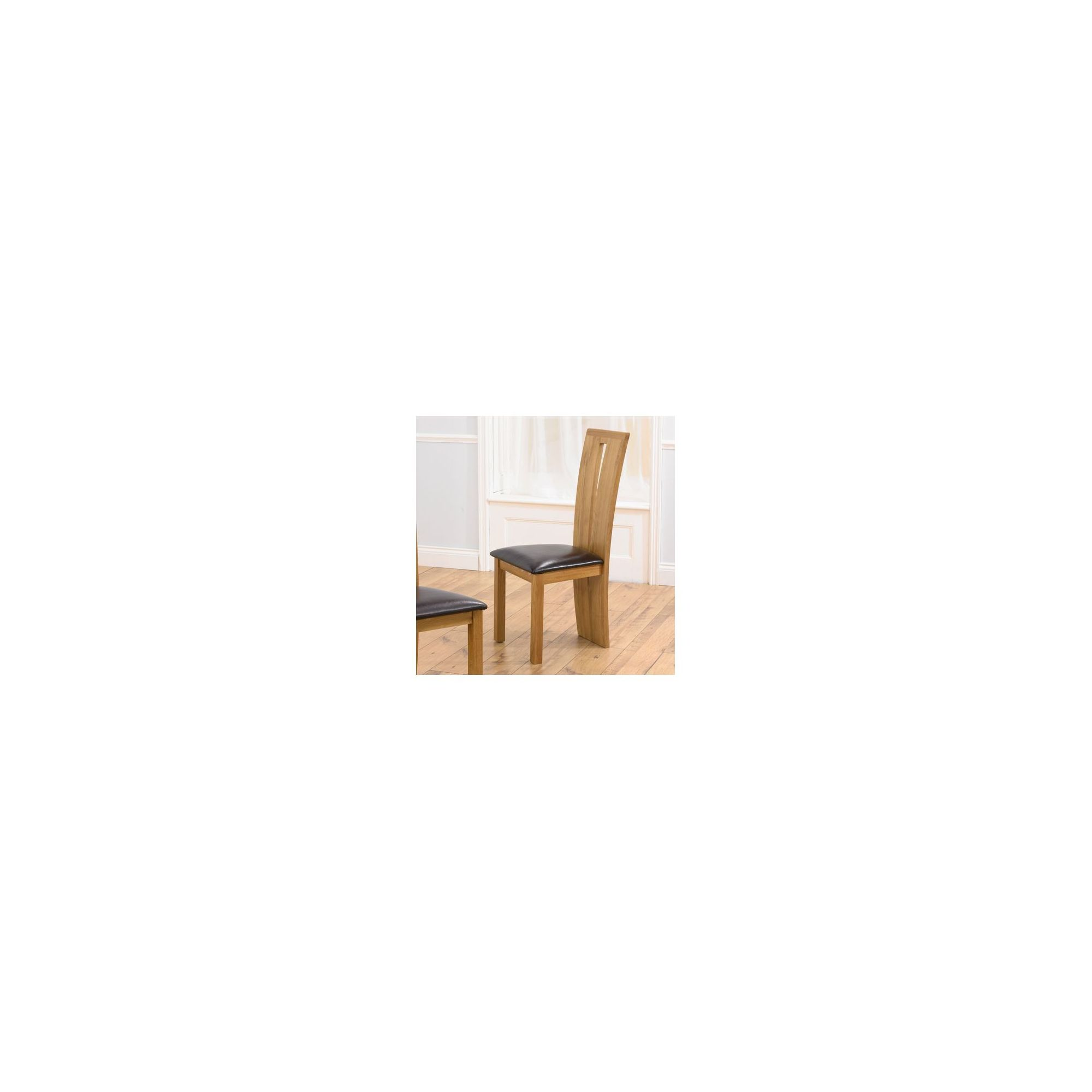 Mark Harris Furniture Arizona Dining Chair (Set of 2) - Bycast Black