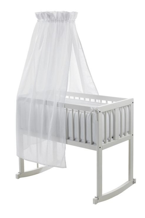 Geuther Lena Cradle in White