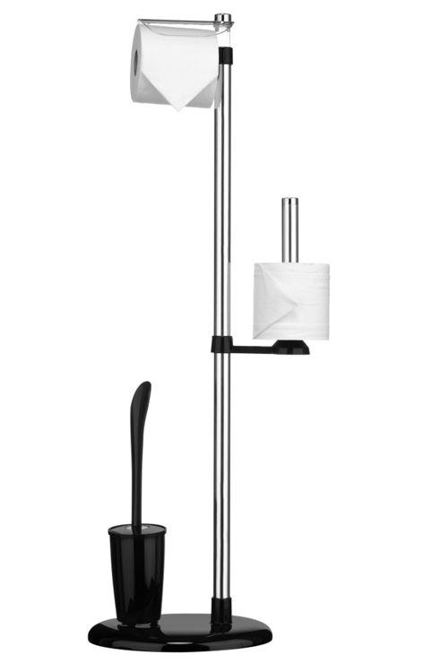toilet roll holders designer homeware. Black Bedroom Furniture Sets. Home Design Ideas
