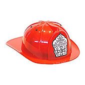 Peterkin Fire Chief Helmet Red