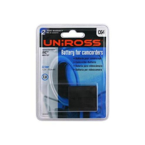Replacement for JVC BNVF707 Camcorder Battery