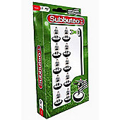 Subbuteo Black/White Team Box Set