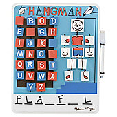 Flip To Win - Wooden Hangman - Melissa & Doug