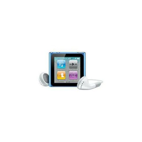Apple MC689QG/A iPod Nano 8 GB 6th Gen - Blue