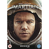 The Martian DVD