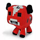 Minecraft 18cm Baby Mooshroom Soft Toy