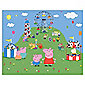 Peppa Pig Wallpaper Mural 8ft x 10ft