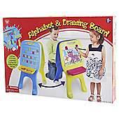 Play Go Alphabet & Drawing Board