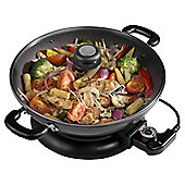 Ceramic Coated Colour Changing Electric Wok