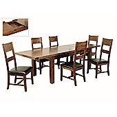Elements Roscrea 7 Piece Dining Set
