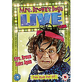 Mrs Brown's Boys Live: Mrs Brown Rides Again (DVD Boxset)