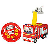 Fireman Sam Jupiter Drive And Steer