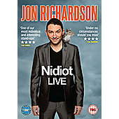 Jon Richardson Live 2014 - Nidiot DVD