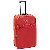 Constellation Rio 2-Wheel Large Red Suitcase