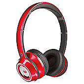 Monster N-Tune Candy Overhead Headphones Red