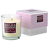 Baylis & Harding Stawberries & Cream Boxed Candle