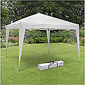 White 3m Pop-up Gazebo