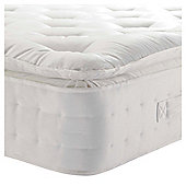 Relyon Pocket 1000 Pillowtop Mattress Double
