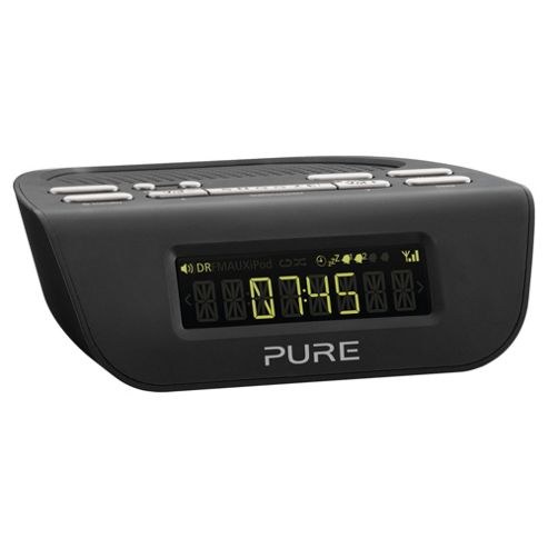 buy pure siesta mi sii vl digital clock radio from our clock radio range tesco. Black Bedroom Furniture Sets. Home Design Ideas
