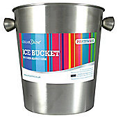 Cellardine Brushed Stainless Steel Ice Bucket