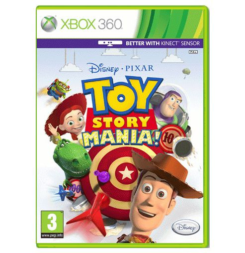 Buy Toy Story Mania (Xbox 360) From Our All Games Range - Tesco
