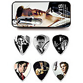 Elvis Presley Wertheimer Plectrum Tin