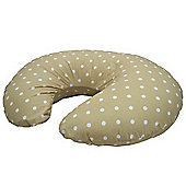 PreciousLittleOne 3-in-1 Nursing Pillow (Dotty Cream)