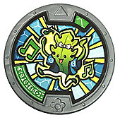 Yo-kai Watch Medal - Heartful - Wiglin (Wakamekun) [111]
