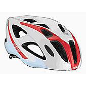 BBB BHE-33 - Kite Helmet (White & Red, 52-58cm)